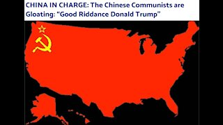 The Chinese Communist Party is Gloating
