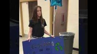 Florida Student Surprises Classmate With a Special 'Promposal'