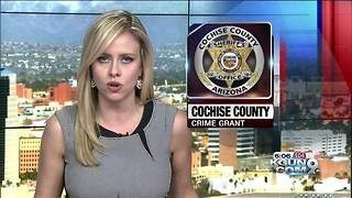Cochise County awarded grant to help make communities safer - Video