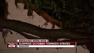 Tornado touches down on Madison's east side, Sun Prairie; damage reported