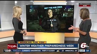 Winter weather preparedness week continues on RTV6 - Video