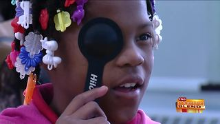 Free Vision Screenings for Area School Children - Video
