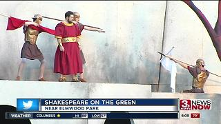 Shakespeare on the Green returns - Video