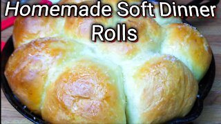 How To Make Homemade Rolls | Christmas Recipes for 2020