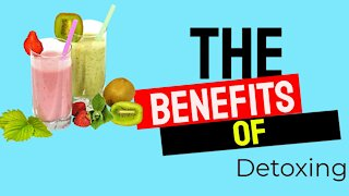 The Benefits of Detoxing during Covid-19