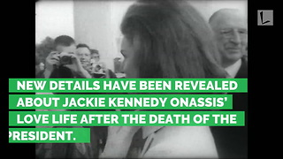 Jackie Kennedy Almost Married Architect after Death of JFK. Here's Why Her Mom Stopped Her - Video