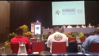 SOUTH AFRICA - Durban - IEC code of conduct (Video) (fgr)