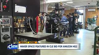 Hidden gem at Case Western is growing small business in Northeast Ohio - Video