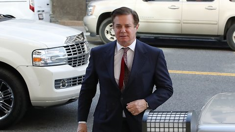 Special Counsel Recommends Strict Sentence For Paul Manafort