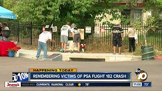 Family and friends honor plane crash victims