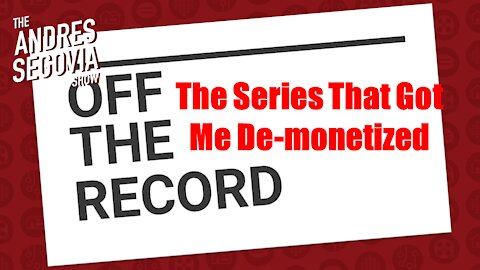 What Is The Off The Record Podcast?