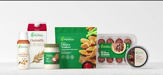 Target launching new plant-based foods brand
