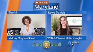 Shop Small with Stevie - Celebrate Maryland