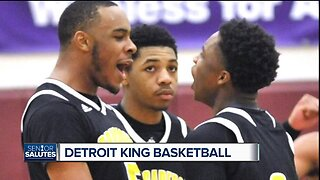WXYZ Senior Salutes: Detroit King basketball