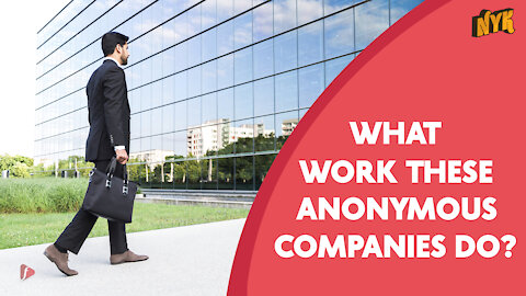 What Are Anonymous Companies