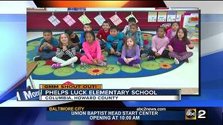 Good morning from Phelps Luck Elementary School! - Video