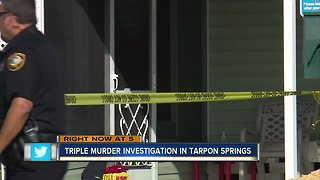 Police: 3 adults, 3 dogs found dead inside Tarpon Springs home