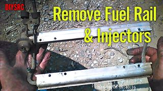 Remove LT1 Engine Fuel Rail And Fuel Injectors - Video