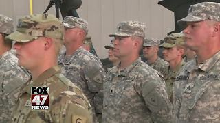 MI National Guard deployed for Irma - Video