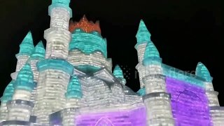 World-famous Ice and Snow Festival kicks off in north Chinese city