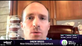 Drew Brees attacked for saying NFL players shouldn't disrespect national anthem