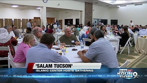 Islamic Center of Tucson calls for peace and togetherness after attacks