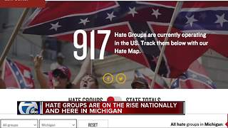 Homegrown Hate Groups - Video