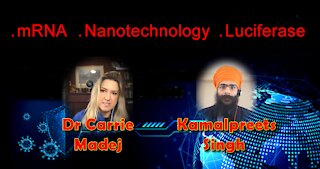 2021 Feb 25 Dr Carrie Madej in a Mind-Blowing interview with Kamalpreets Singh regarding CoV Jab