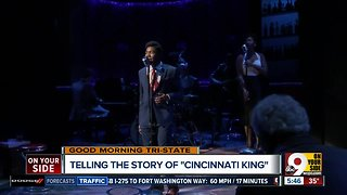 The story behind Cincinnati's King Records told on stage