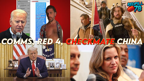 POTUS COMMS, More Troops In DC, RED 4 & Checkmate