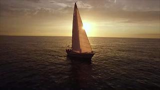 Couple Sold Everything To Sail Around The World On Boat That Sank After Two Days - Video