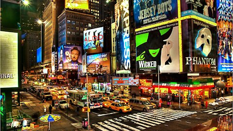 Broadway To Stay Shuttered Through May 2021