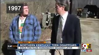 Northern Kentucky teen's disappearance reverberates through community - Video