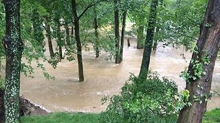 Heavy Rains, Flash Floods Swamp Eastern US Cities - Video