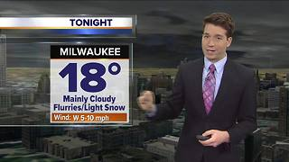 Cold continues through Thursday night - Video