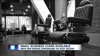 Small businesses rushing to get federal loans