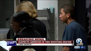 6 Lake Worth murder suspects tied to MS-13 gang - Video