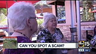How good are you at spotting phone scams? - Video