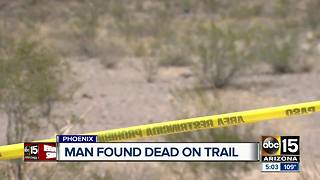 Hiker found dead on Phoenix mountain, investigation underway - Video