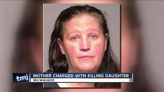 Mother charged after 2-year-old dies from burn injuries