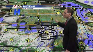 Jeff Penner Sunday Afternoon Forecast Update 12 24 17 - Video