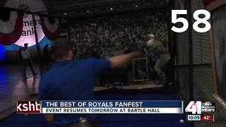 The best of Royals Fanfest