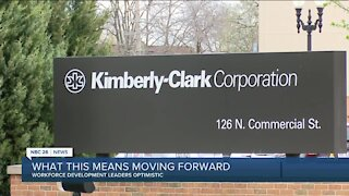 250 Kimberly Clark jobs move to Chicago