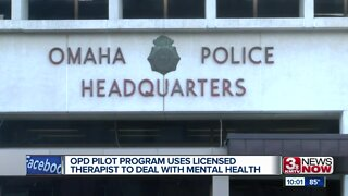 OPD pilot program uses licensed therapists to deal with mental health