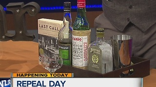 Celebrate repeal day around metro Detroit - Video