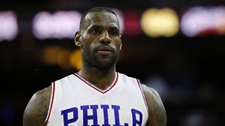 LeBron James SIGNING with the Sixers Next Season!? - Video