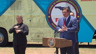 FULL NEWS CONFERENCE: Gov. DeSantis announces Palm Beach County joins Phase One