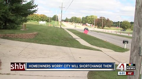 Homeowners worry city will shortchange them on land deal