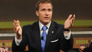 Missouri Gov. Eric Greitens Charged With Another Felony