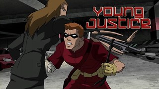 Top 5 Young Justice Fights - Video